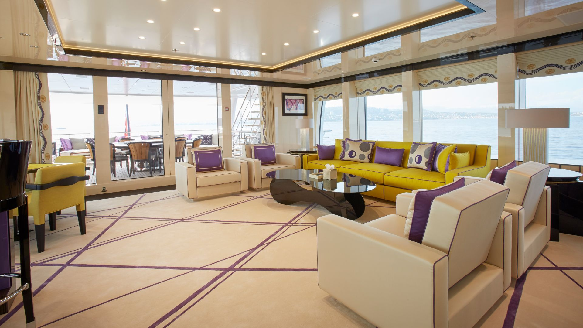 Metrica Refit Under Deck Sofa Lounge