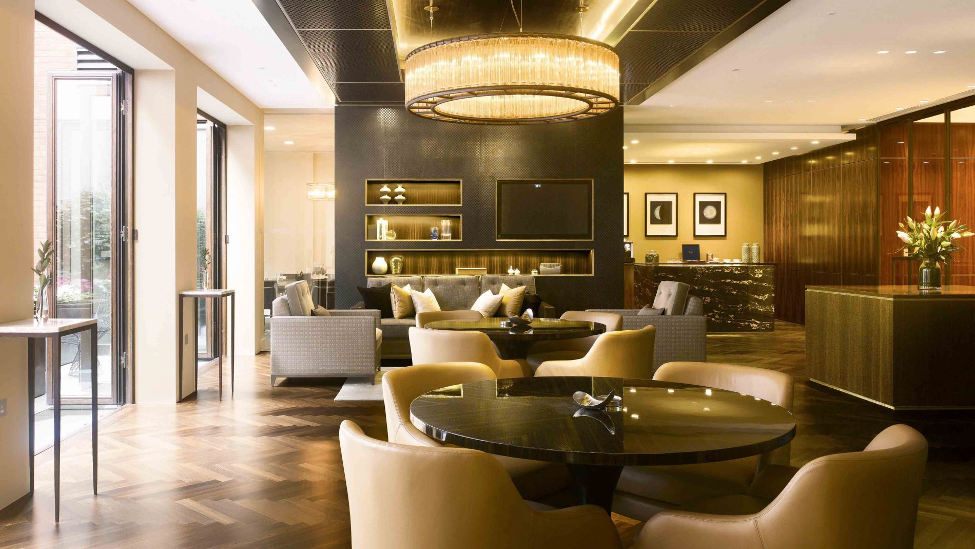 Metrica luxury residential interior